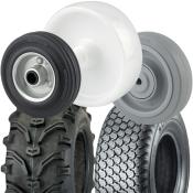 Dæk, løse hjul og reservedele
