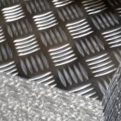 Dørkplader aluminium