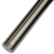 Centerlessslebet stål