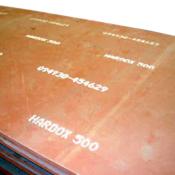 Slidplader - Hardox el. tilsvarende