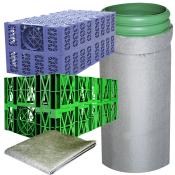 Regnvandskassetter og tilbehør
