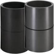 Patinerede zinkplader og coils