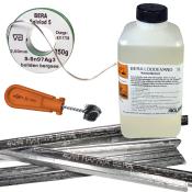 Loddematerialer og værktøj for kobberrør